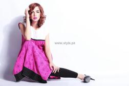Cynosure Fall Collection 2012 Dresses for Women 002